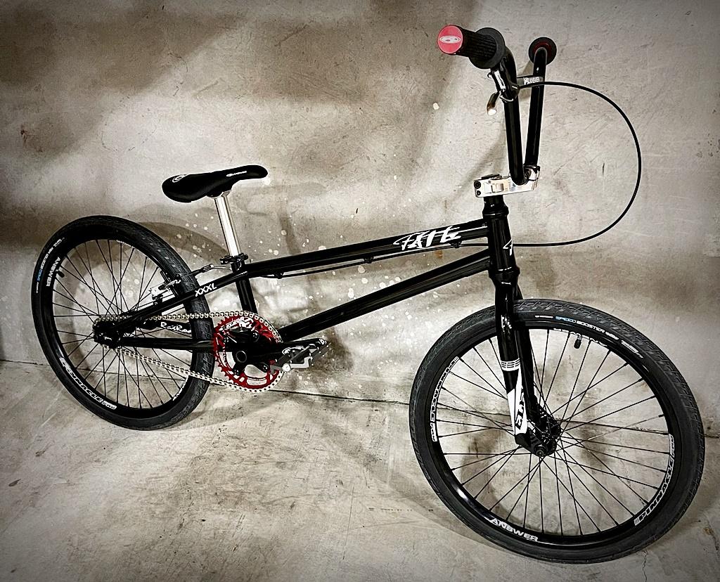 fate os20 rat rod bmx bikes