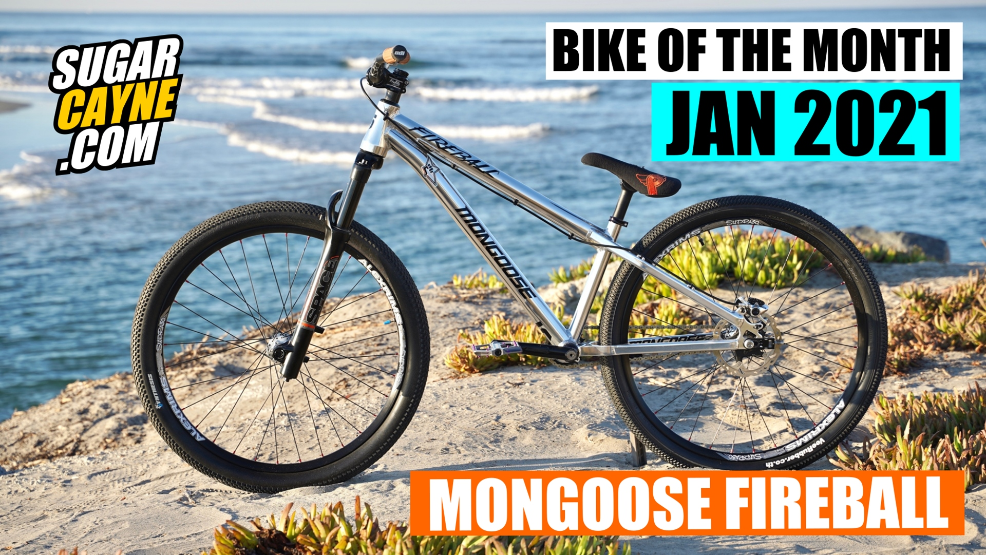 mongoose fire ball Dirt jumper