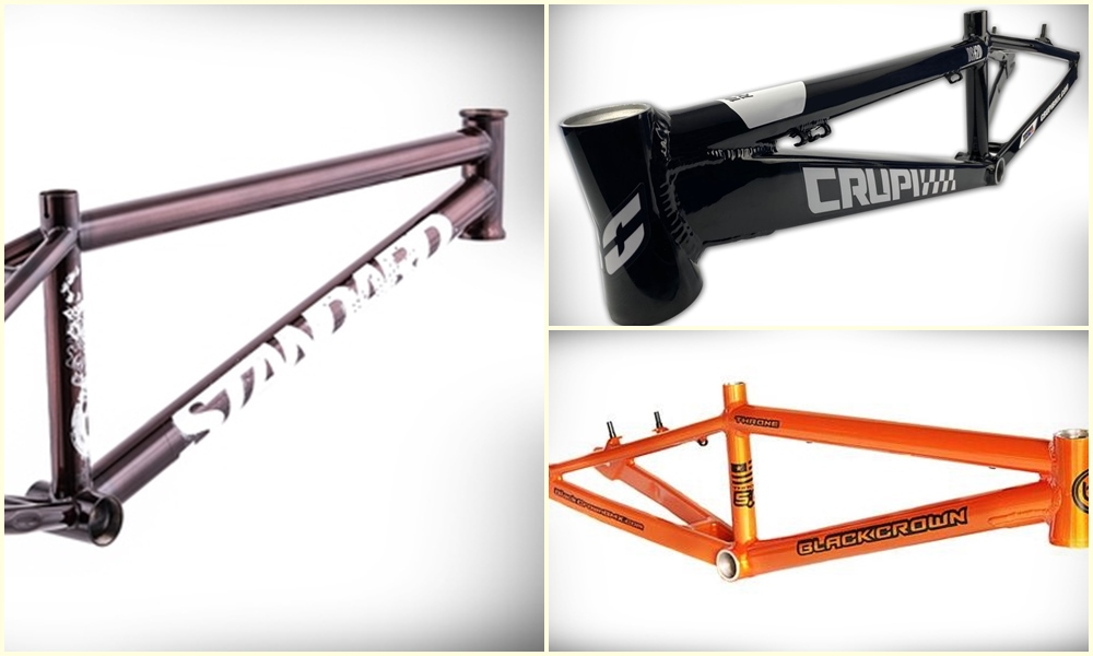 os20 bmx race frames