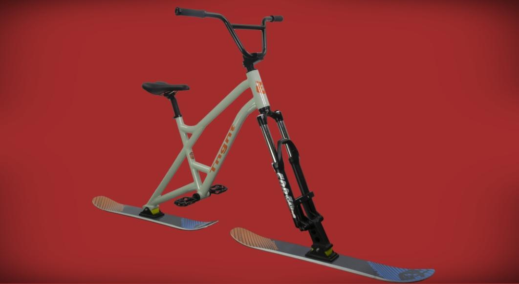 tngnt ski bikes