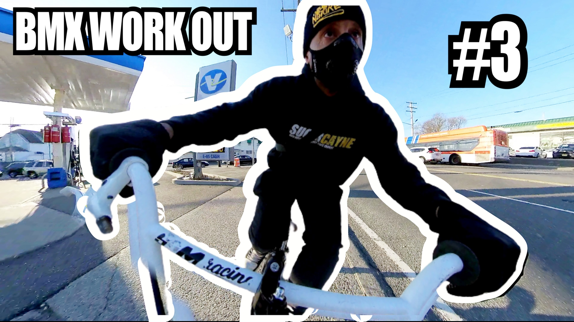 bmx work out video
