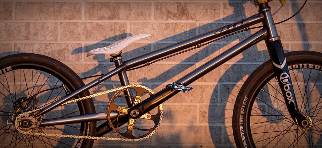 fat rat rod bmx race bike