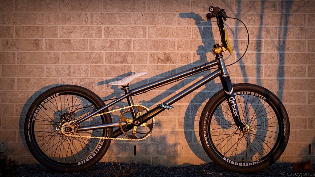 bmx bike fate rat rod