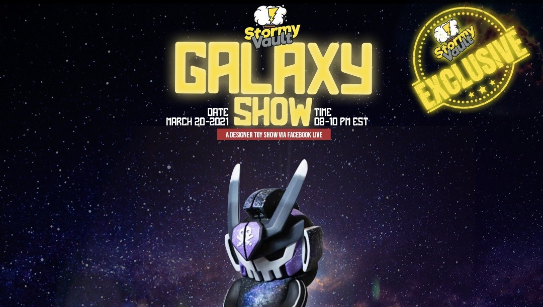 galaxy show FB live Quiccs
