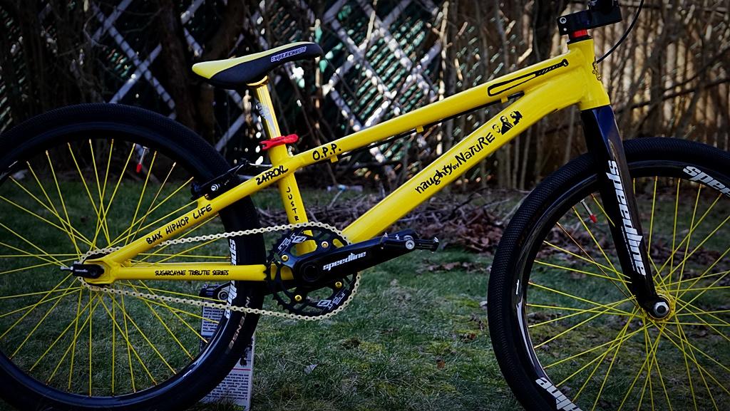 naughty by nature bmx bike
