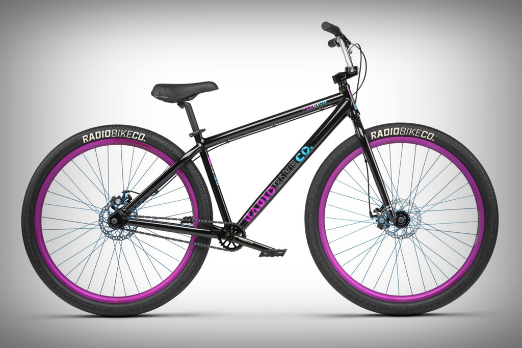 legion Radio bikes 29in bmx