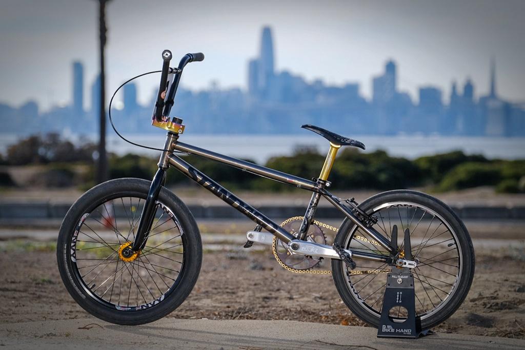 standard 125r bmx bike side