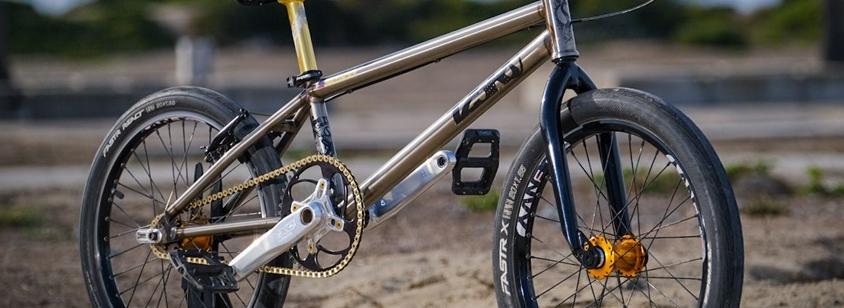 standard bmx bike