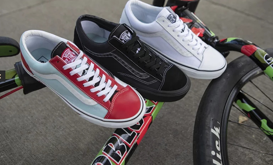 vans se bikes sneaker collection