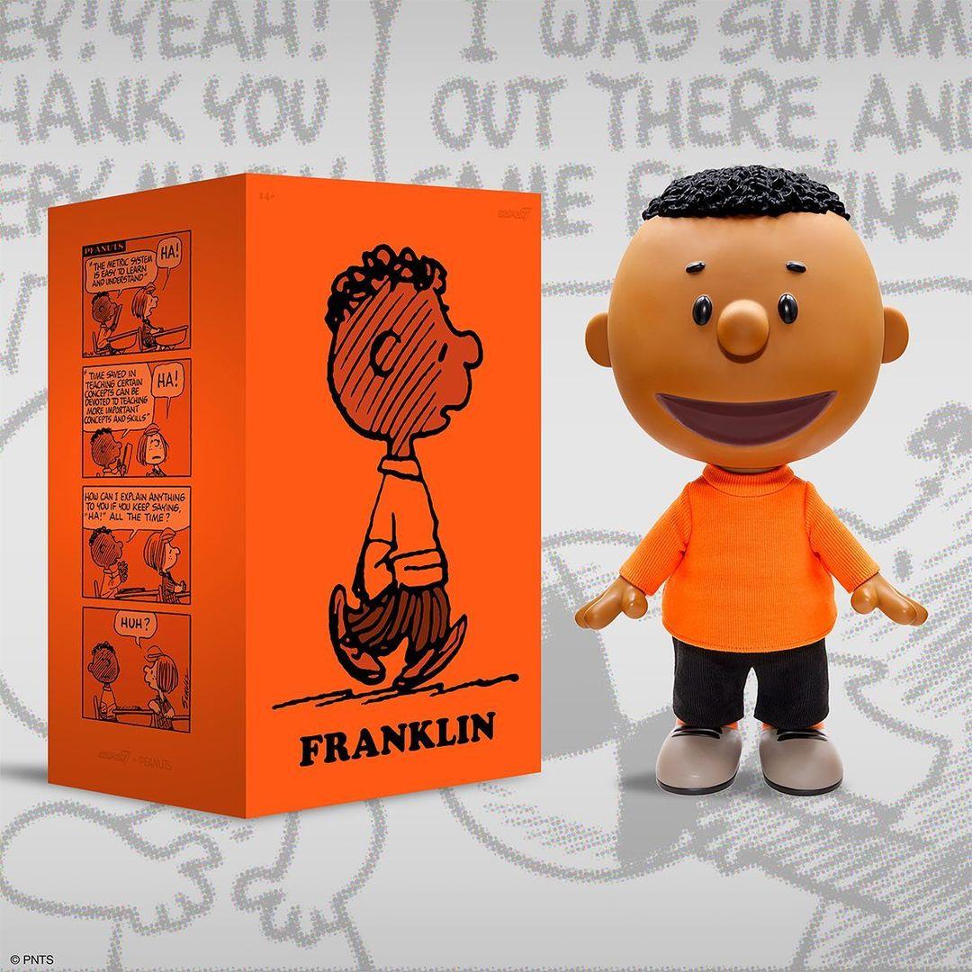 franklin vinvl toy super7