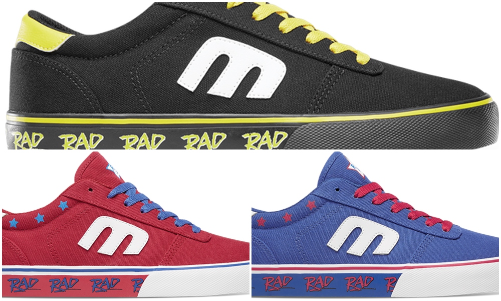 etnies calli vulc rad movie sneakers