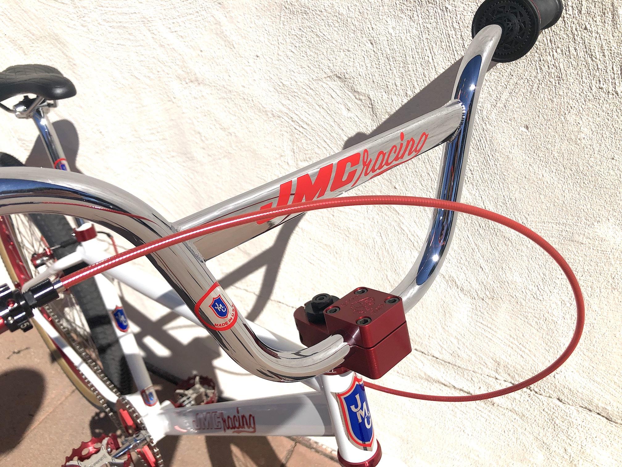 jmc  true torch bmx bike