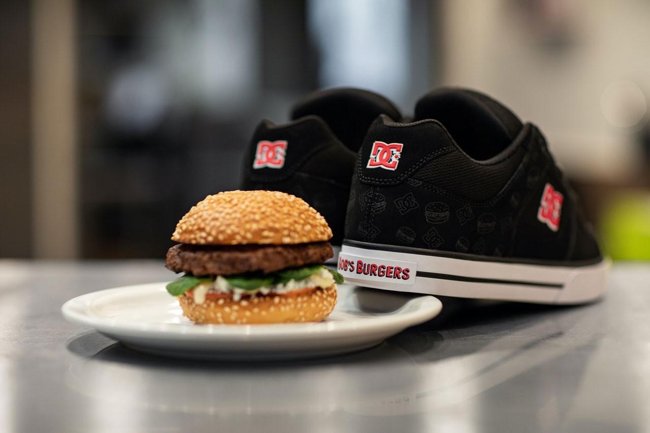 DC shoes bob's burgers collection