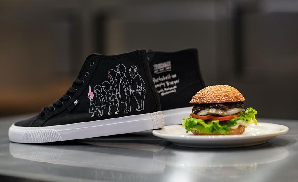 bobs burgers sneakers