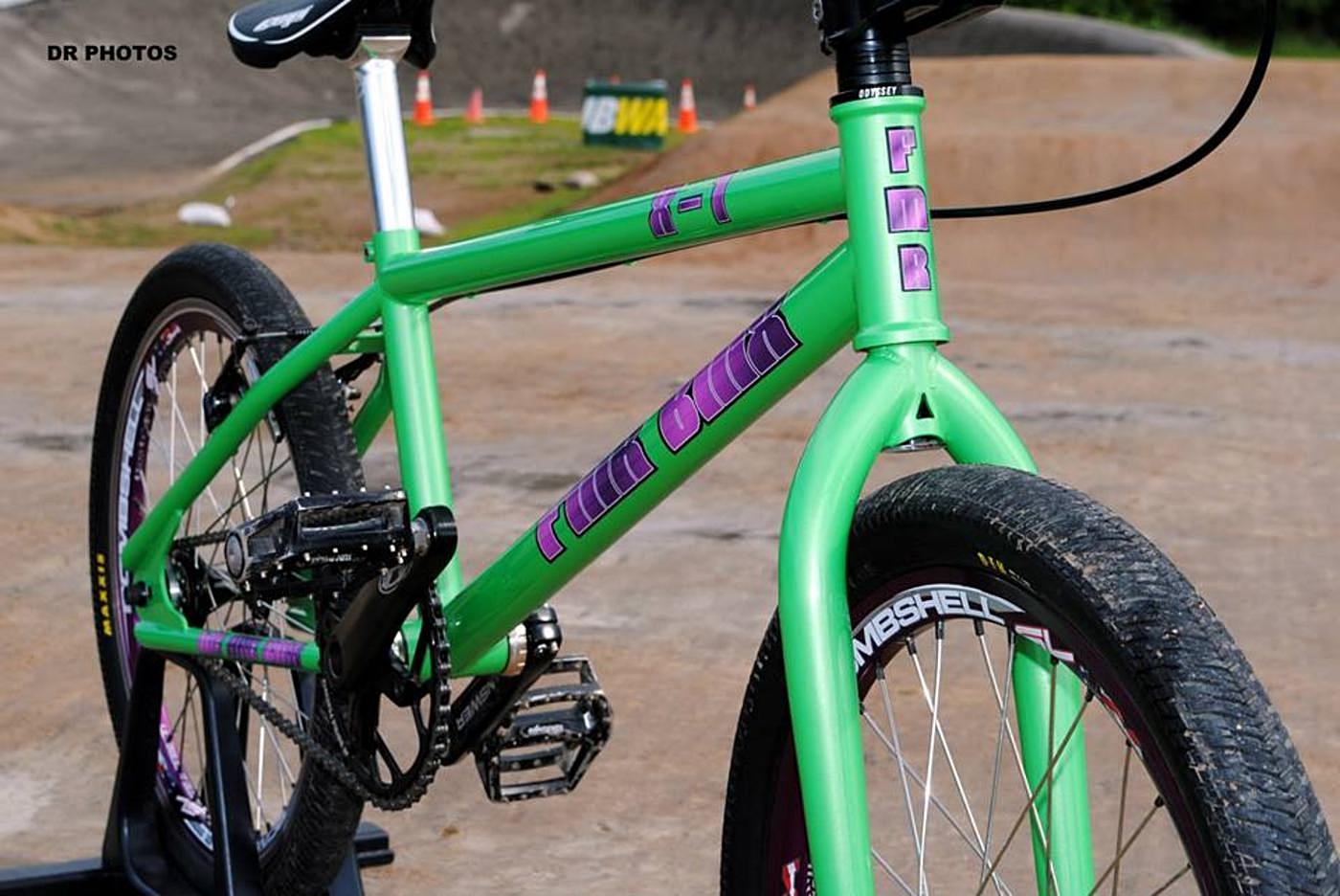 fmrbmx racing bike