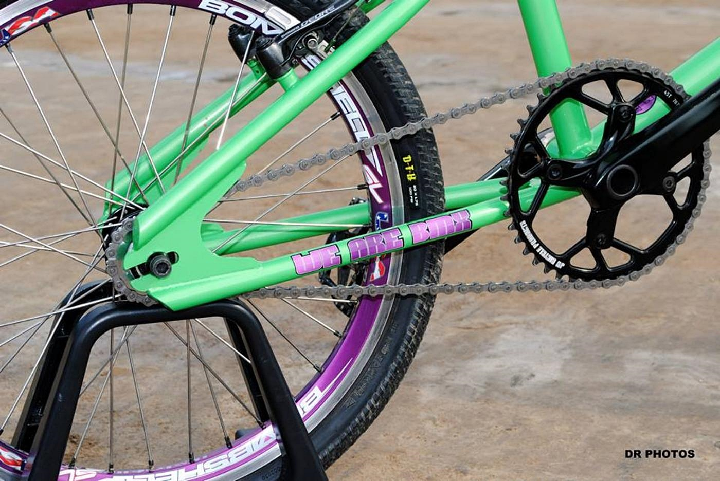 fmrbmx BMX racing bike