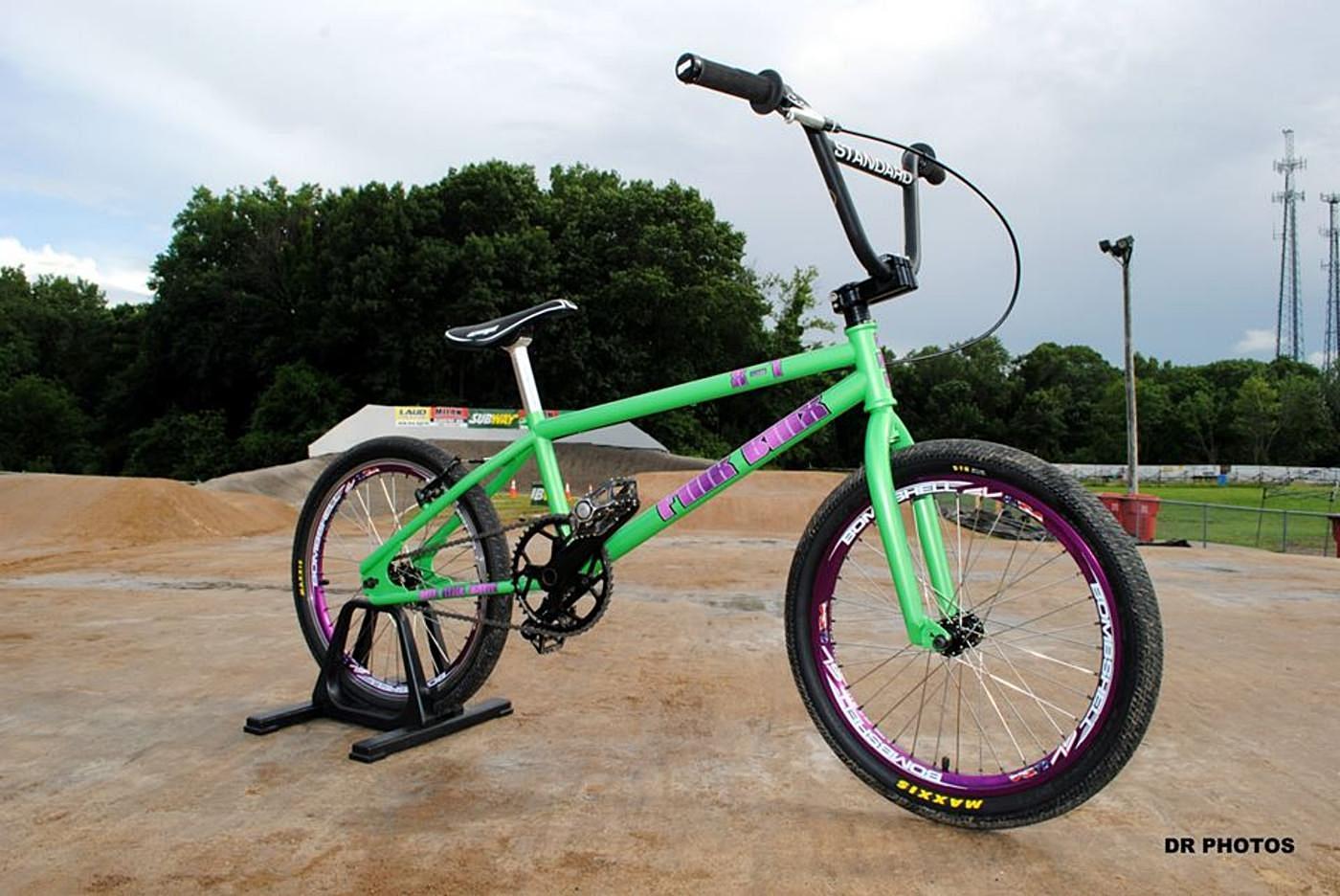 Standard FMRBMX bike