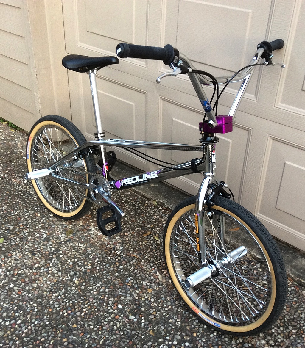 supercross redline extension bmx freestyle bike
