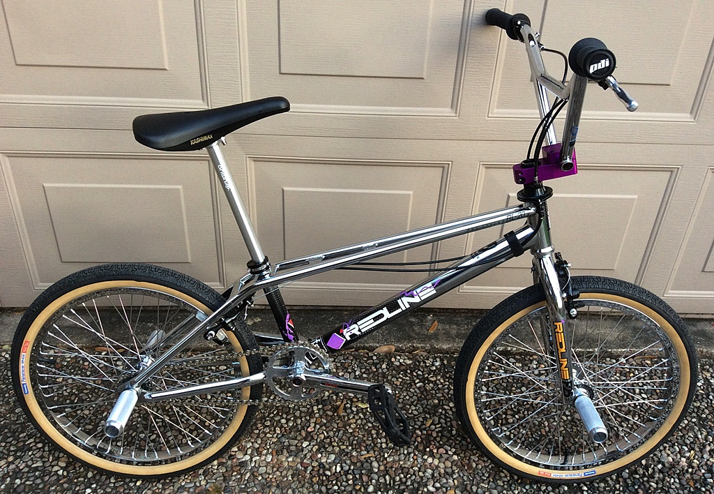redline supercross extension bmx bike