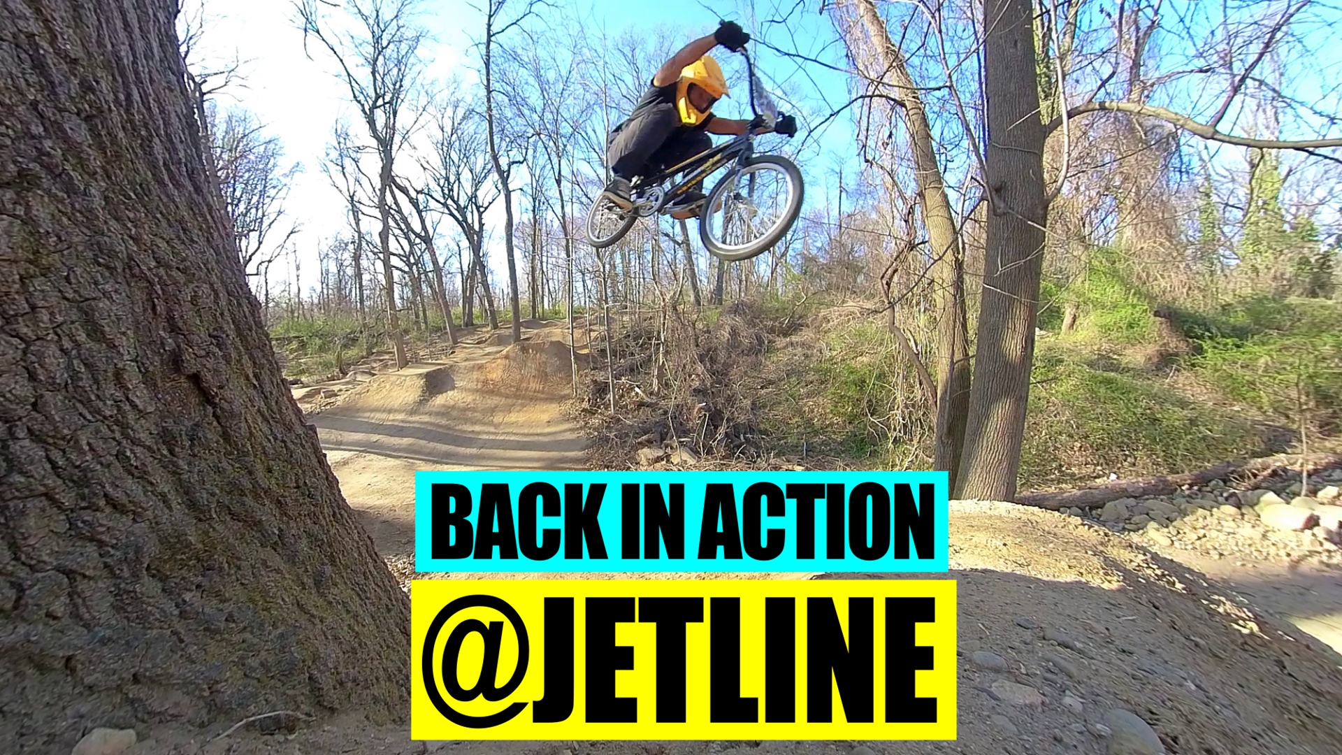 jetline jumping action