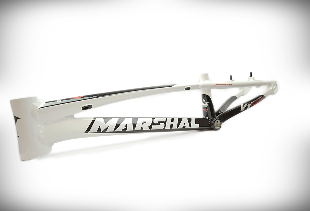 marshal bmx race frame