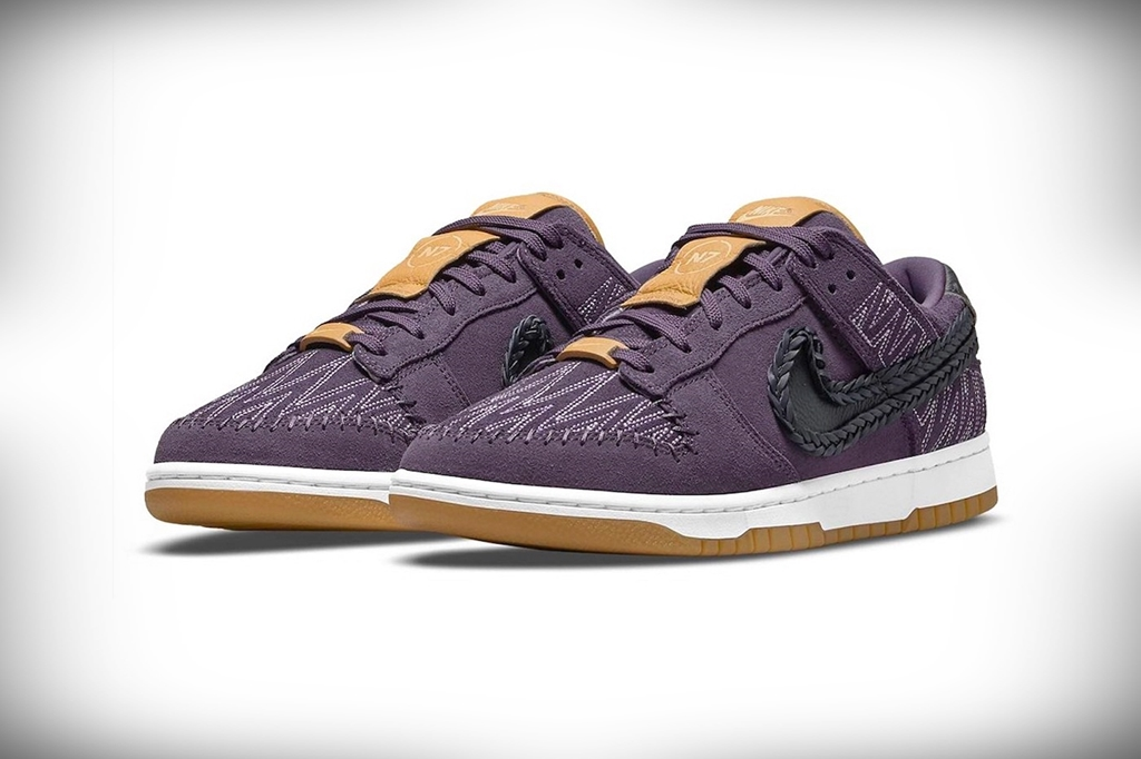 n7 nike dunk low sneakers