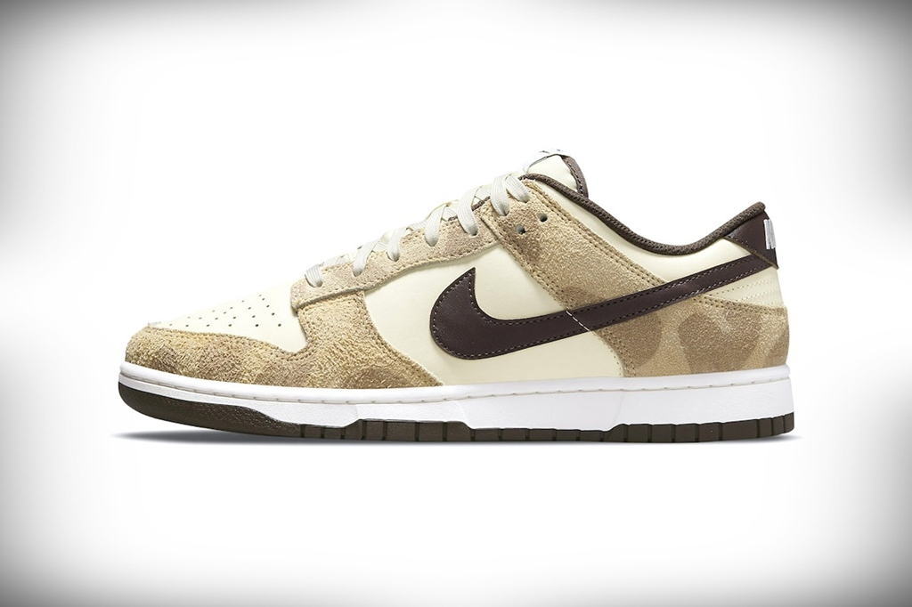 "Nike Dunk Low Suede ""Animal"""