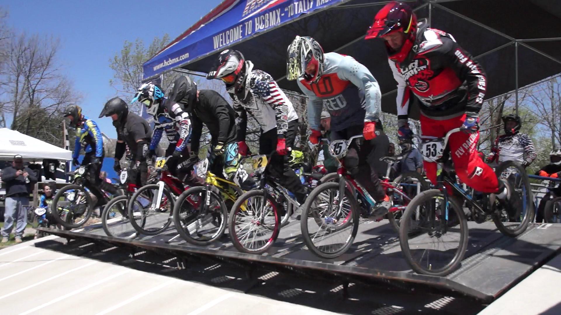 BMX Racing over 40