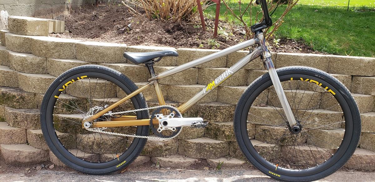 i am cook 243 bmx bike