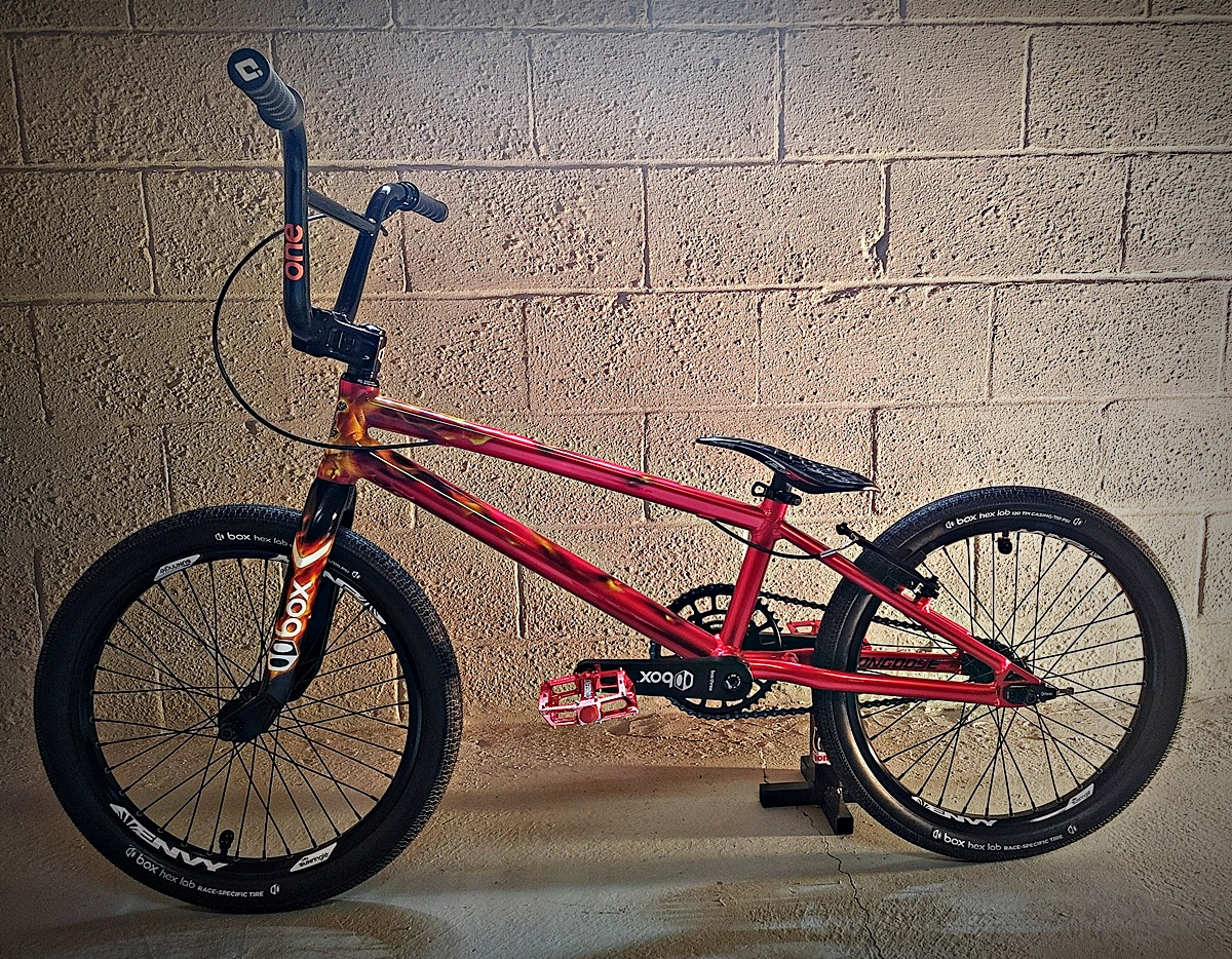 mongoose title pro 2020 flame