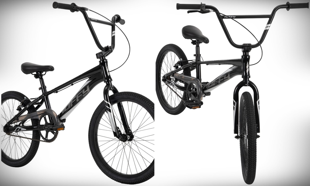 huffy enigma bmx race bike