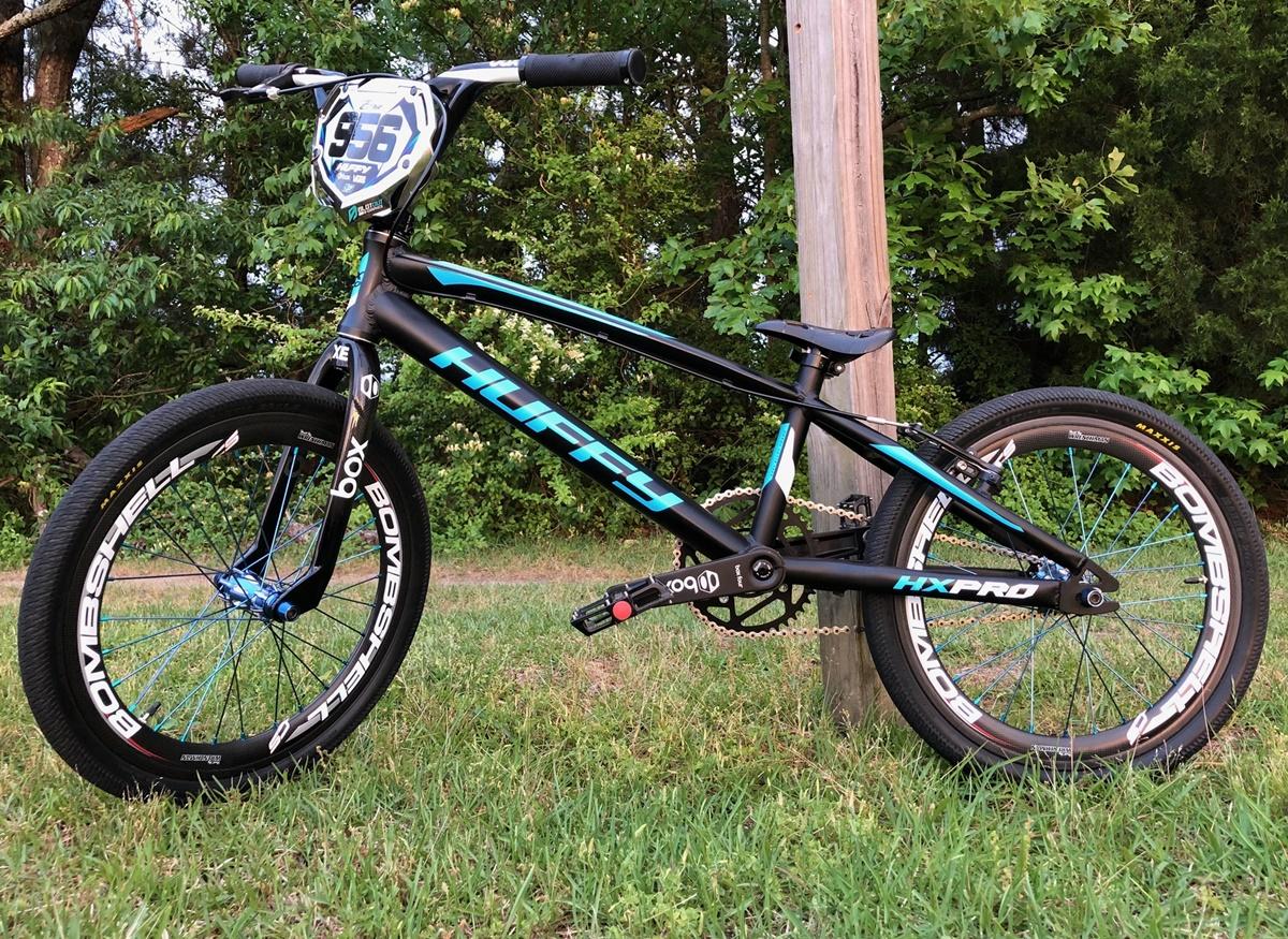 huffy bmx racing bike hx pro