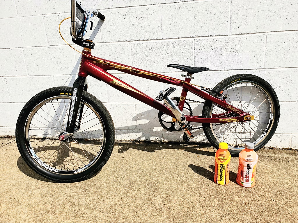 hyper bikes mission 1 bmx