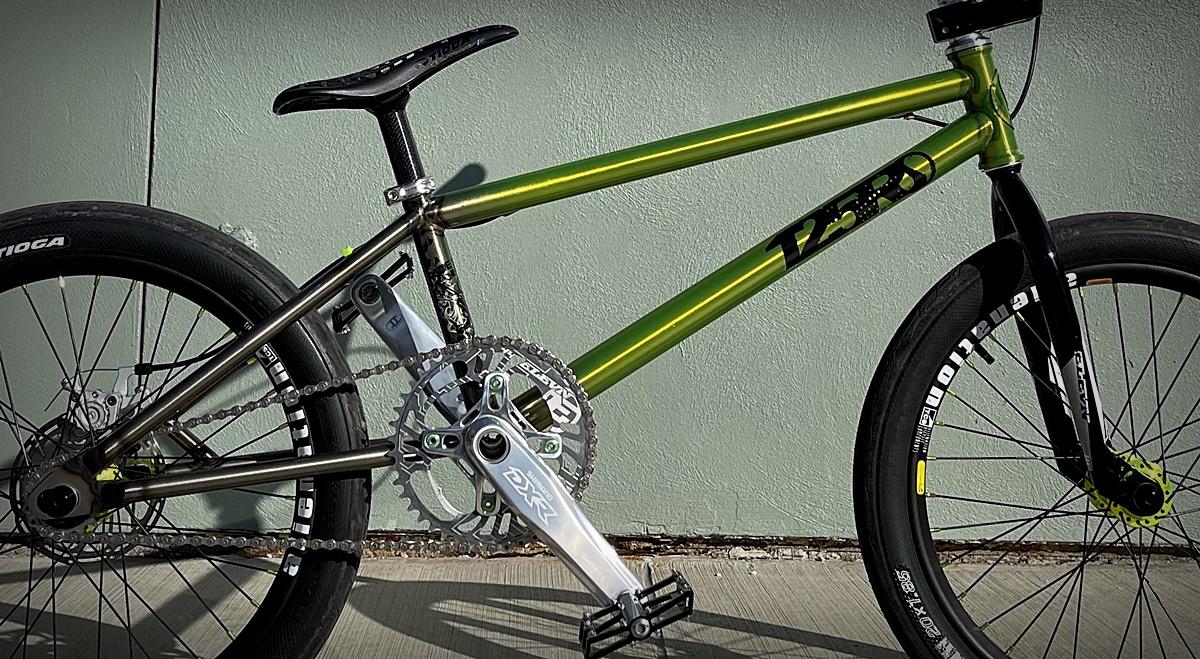 standard 125r bmx bike