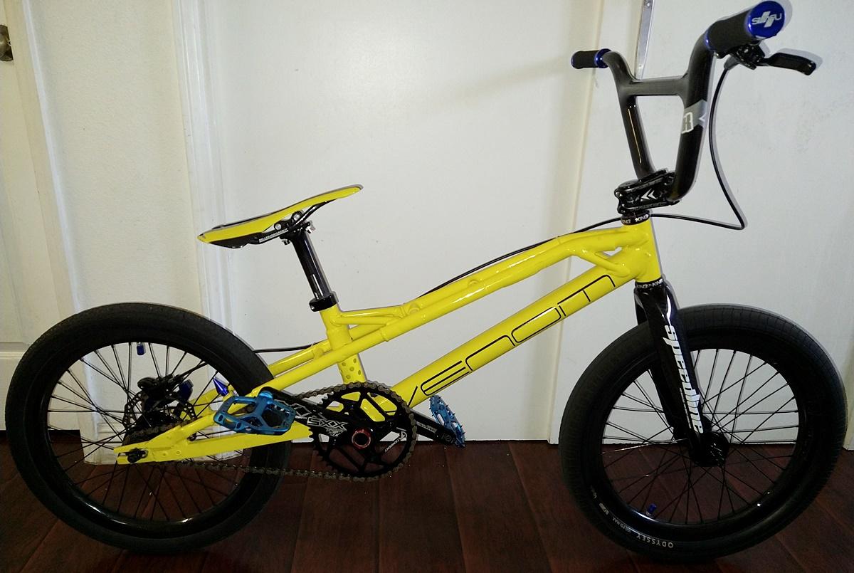 venom killer bee bmx racing bike