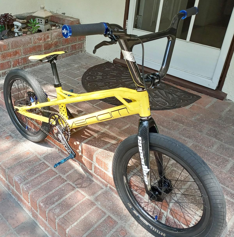 venom bmx bike