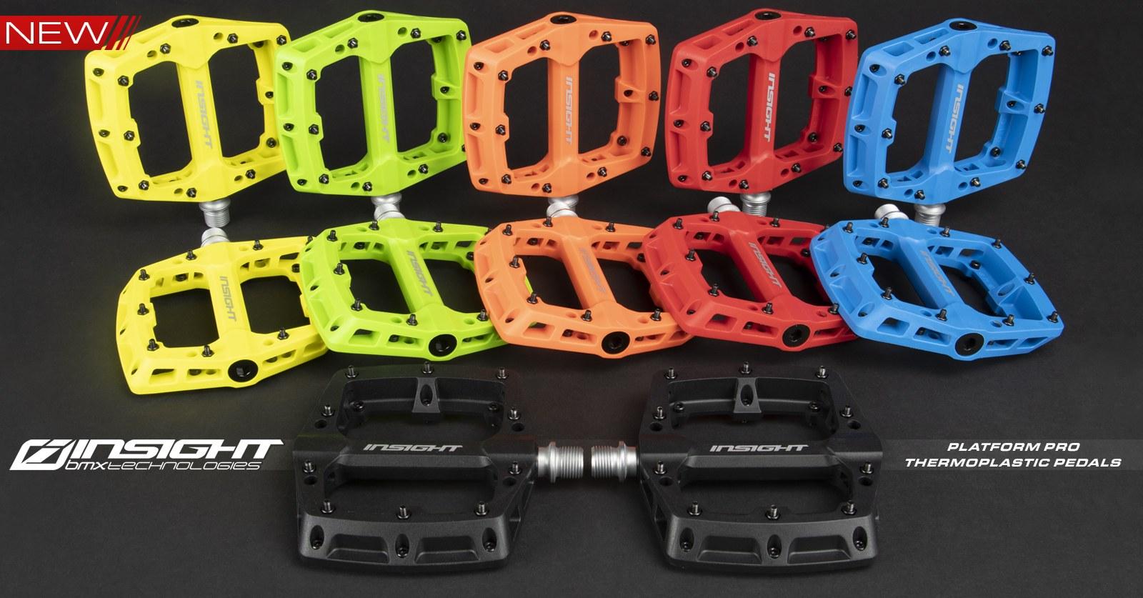 bmx pedals insight