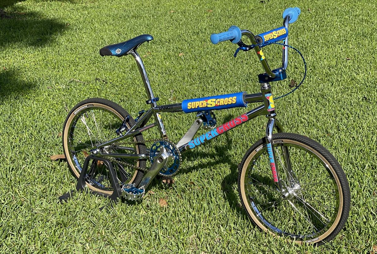 supercross sx 250 bmx race bike