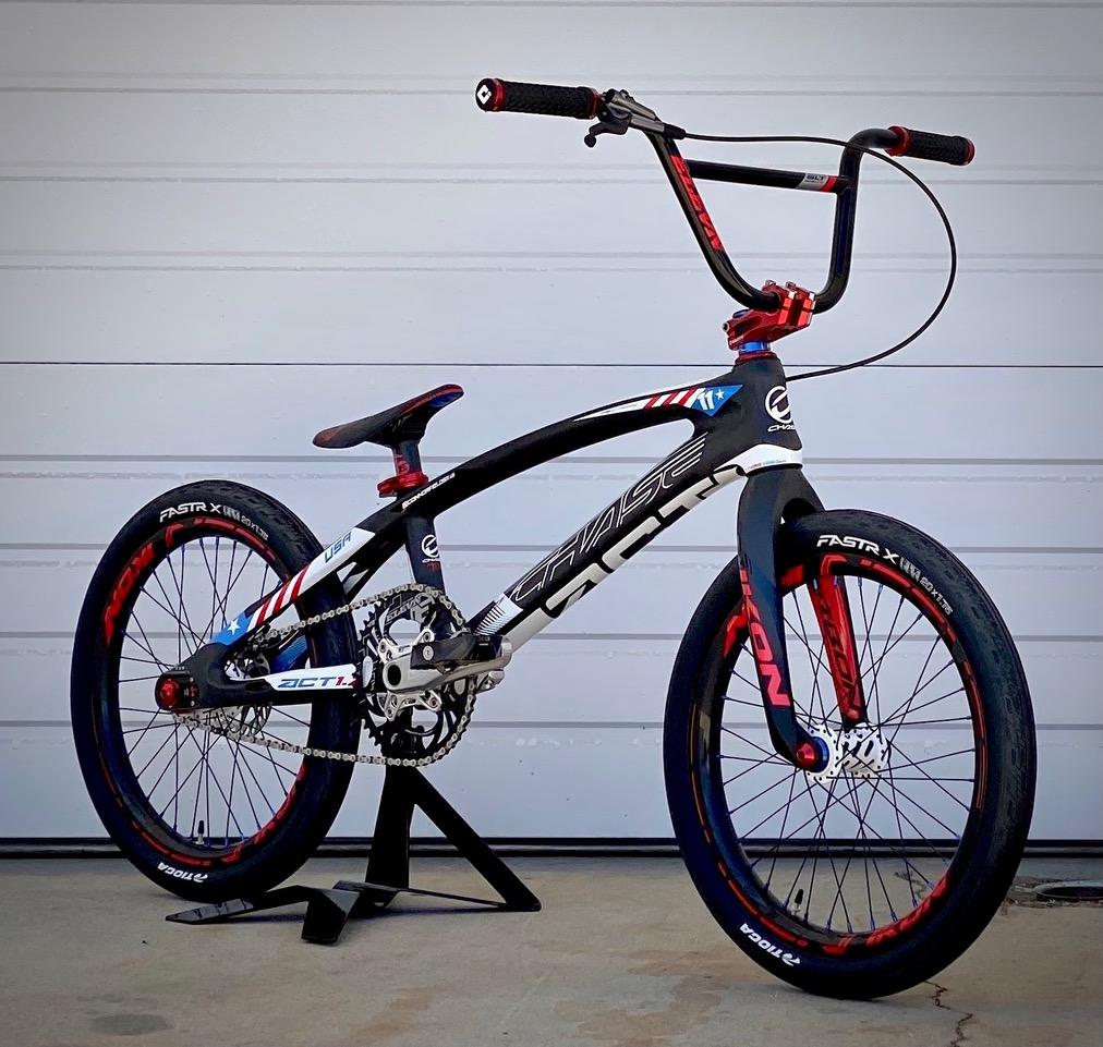 connor fields olympic racing bike
