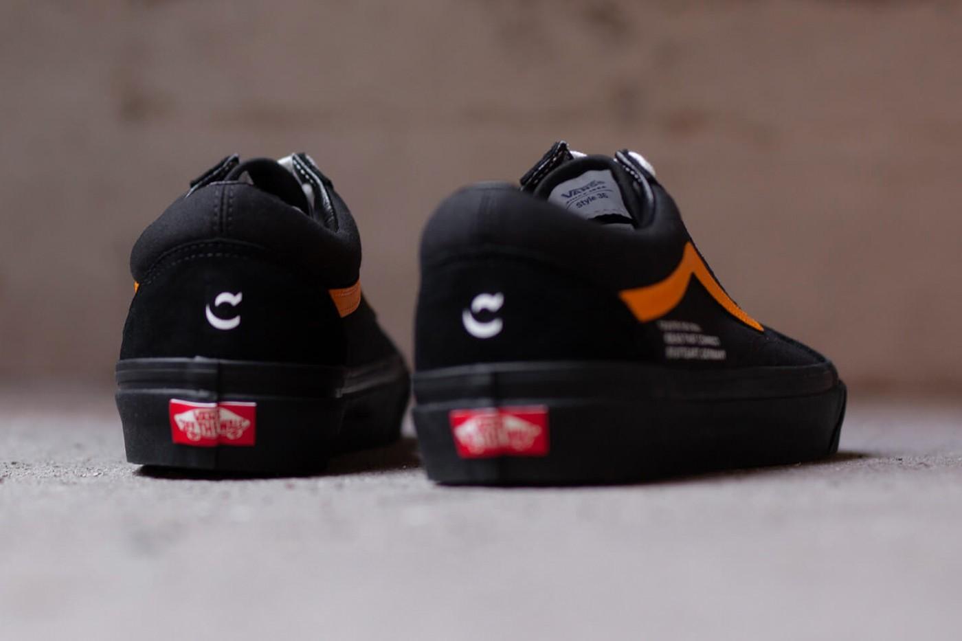 Coutié Custom Vans Old Skool sneakers