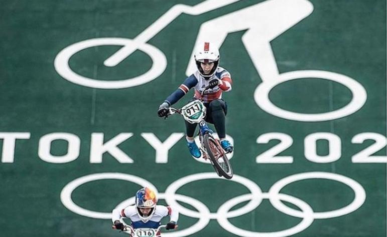 beth shriever bmx olympics