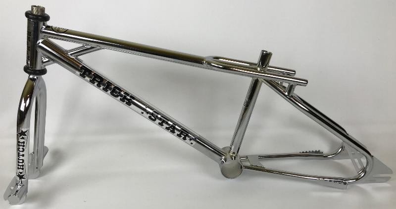 hutch trick star frame x fork re-issue
