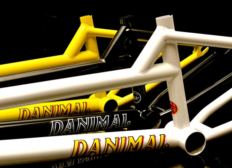 nowear BMX danimal