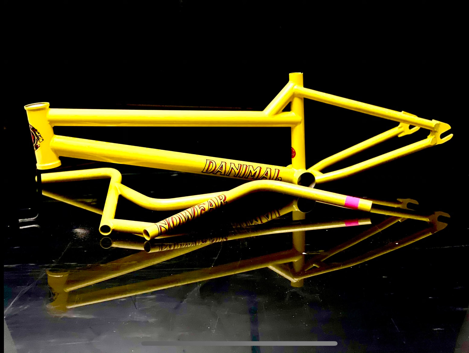 danimal bmx frame