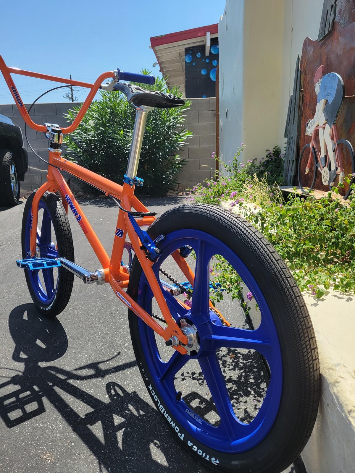 skyway ta orange rear