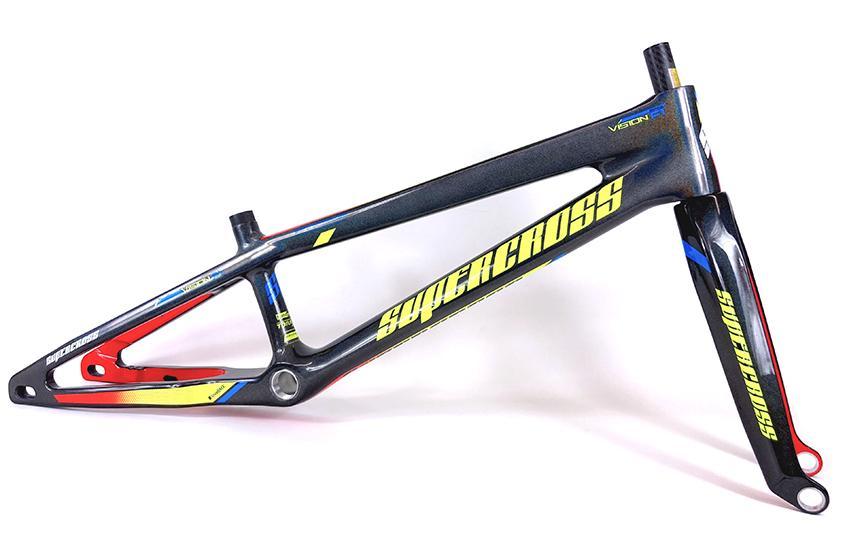 vision f1 supercross BMX