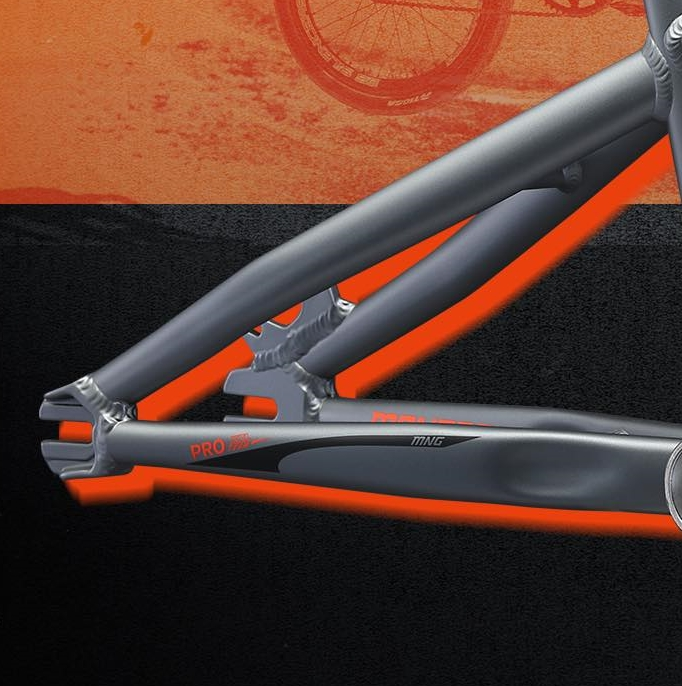 mongoose title team chainstay