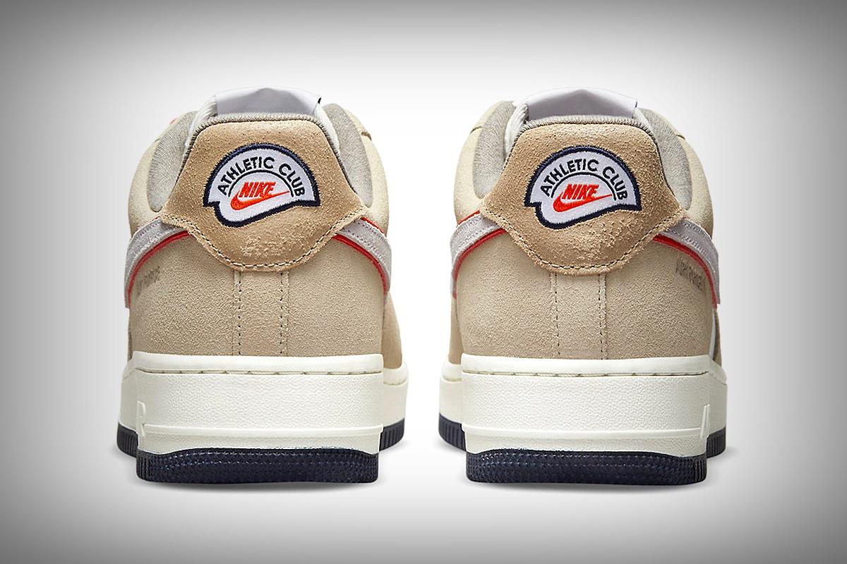 nike air force 1 heel
